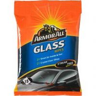 Armor All Glass Wipes - Pack of 15